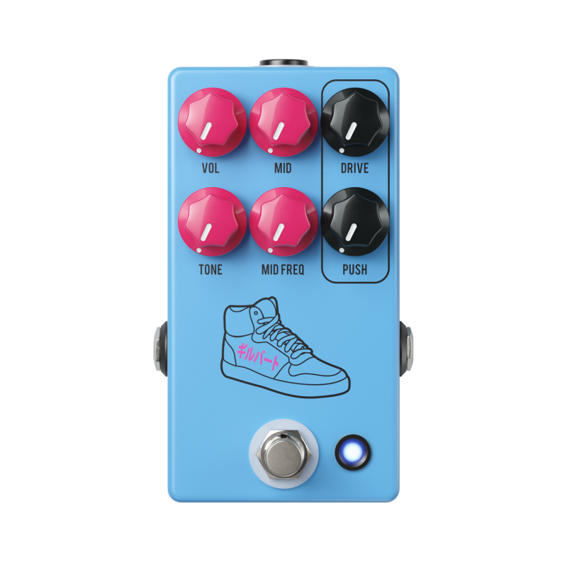 Image 0 of JHS PG-14 Paul Gilbert Signature Overdrive Distortion