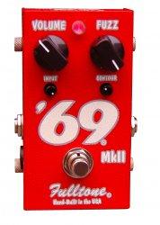 Fulltone 69 MKII Fuzz Pedal MK2