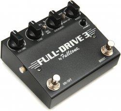 Fulltone Fulltone Full-Drive3 Overdrive Distortion Pedal