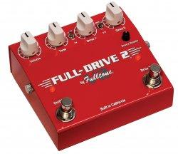 Fulltone Full-Drive2 V2 Dual Channel Overdrive Pedal