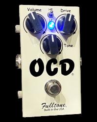 Fulltone OCD V2 Obesessive Compulsive Drive Overdrive Version 2