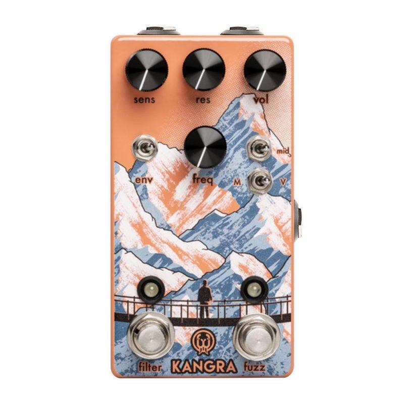 Image 0 of Walrus Audio Kangra Filter Fuzz Pedal