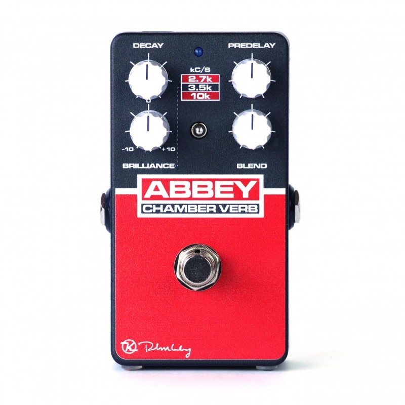Image 0 of Keeley Abbey Chamber Verb Vintage Reverb
