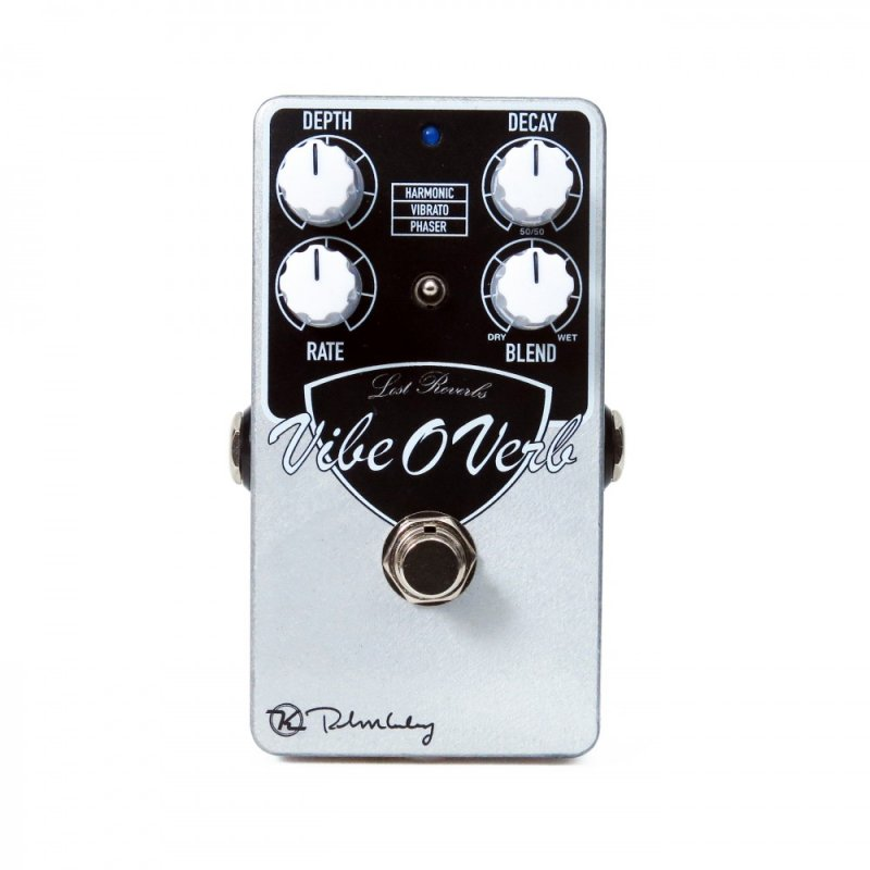 Image 0 of Keeley Vibe-O-Verb Reverb Pedal