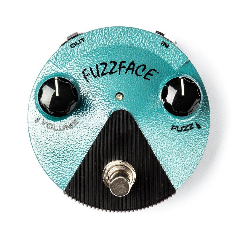 Image 0 of Dunlop Jimi Hendrix Fuzz Face Mini Distortion Fuzz FFM3