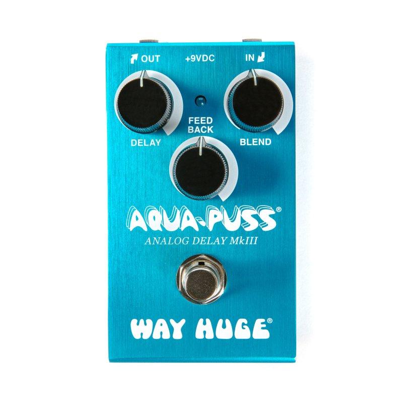 Image 0 of Way Huge Smalls Aqua Puss Analog Delay - WM71