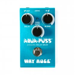 Way Huge Smalls Aqua Puss Analog Delay - WM71