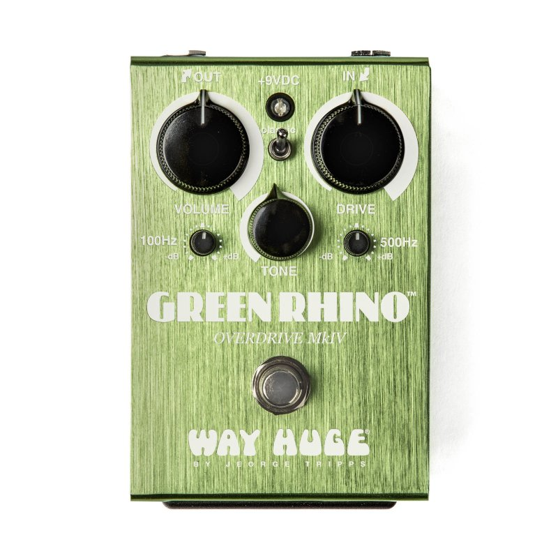 Image 0 of Way Huge Green Rhino Overdrive MKIV MK4 - WHE207