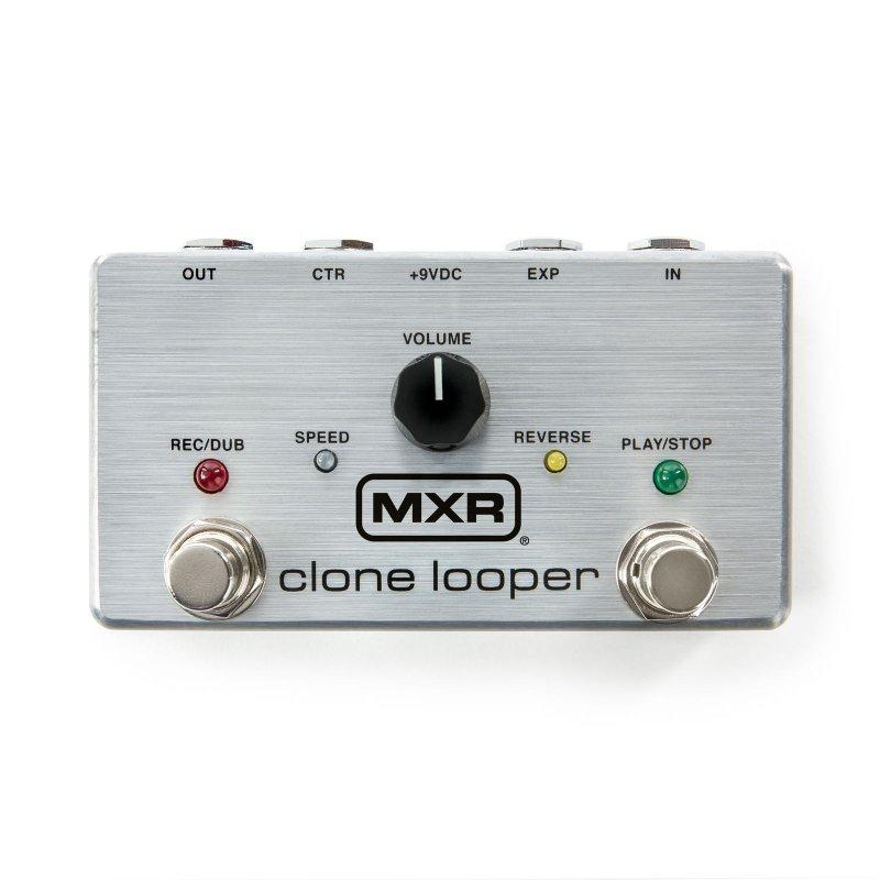 Image 0 of MXR Clone Looper Loop Looping Pedal - M303