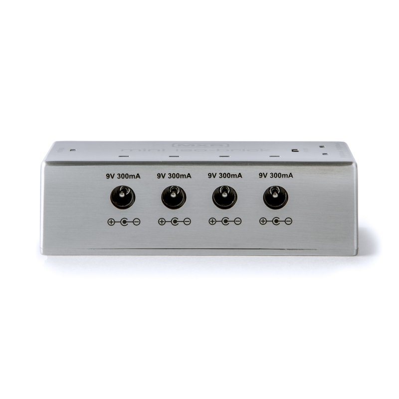 Image 2 of MXR ISO Brick Mini Power Supply for Effects Pedals - M239