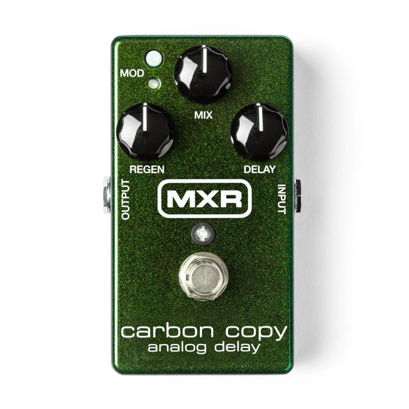 Image 0 of MXR Carbon Copy Analog Delay Pedal - M169