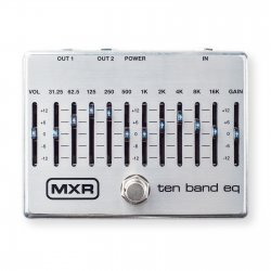 MXR 10 Band EQ Graphic Equalizer Pedal - M108S