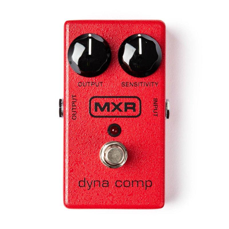 Image 0 of MXR DYNA COMP Mini Compressor Pedal - M102