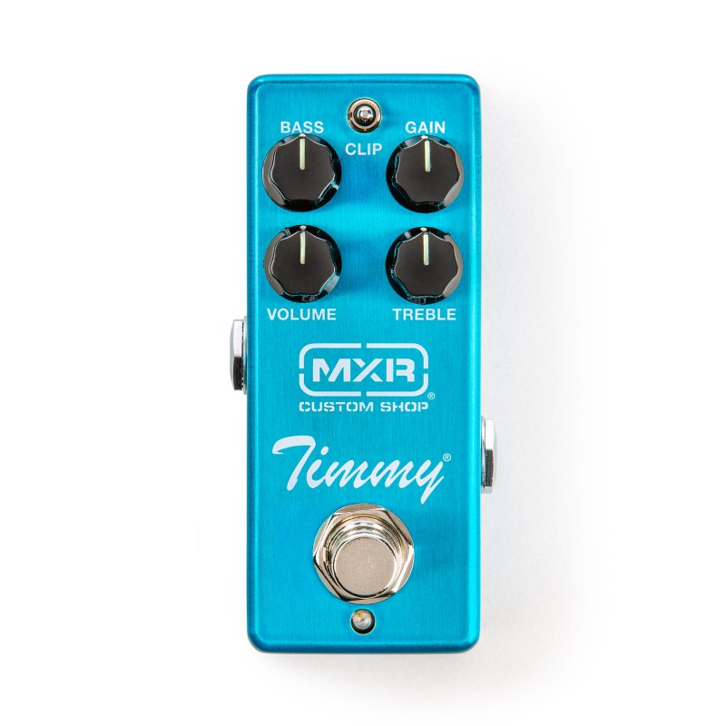 Image 0 of MXR Timmy Overdrive Mini Pedal - CSP027