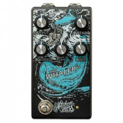 Matthews Effects Whaler V2 Fuzz Pedal w/ Dynamic Circuit