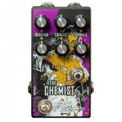Matthews Effects Chemist V2 Atomic Modulator Octave / Chorus / Phaser Pedal - Mo