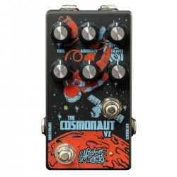 Matthews Effects Cosmonaut V2 Void Delay / Reverb Pedal