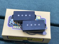 Seymour Duncan Antiquity II 60's Pride for P Bass Pickup Set Precison