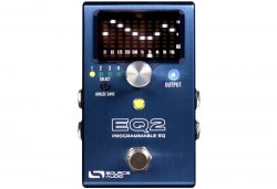 Source Audio EQ2 Programmable Equalizer Pedal EQ
