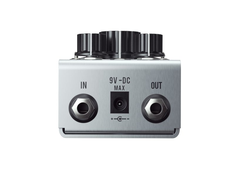 Image 1 of Jackson Audio Prism Boost Pedal - Silver