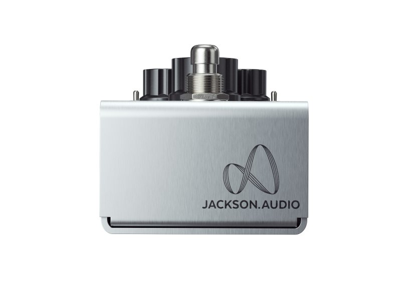 Image 2 of Jackson Audio Prism Boost Pedal - Silver