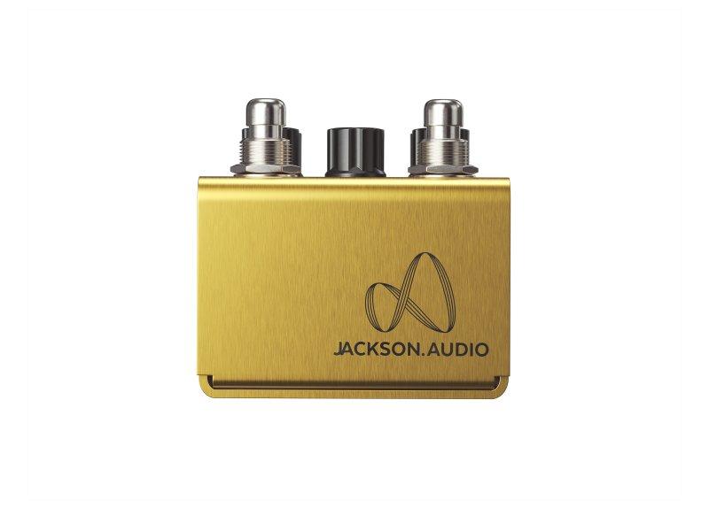 Image 2 of Jackson Audio Golden Boy Transparent Overdrive Boost