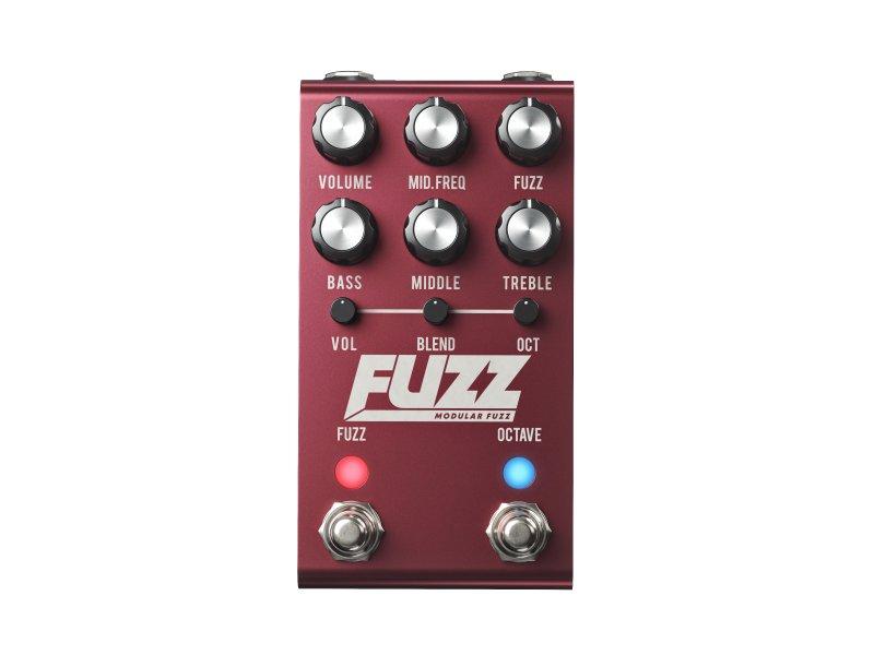 Image 0 of Jackson Audio Jackson Audio Modular Fuzz Pedal w/ 6 Plugins (4 extra)