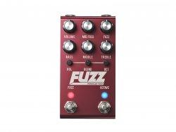 Jackson Audio Jackson Audio Modular Fuzz Pedal w/ 6 Plugins (4 extra)