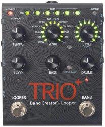 DigiTech TRIO Plus TRIO+ Band Creator & Looper Pedal