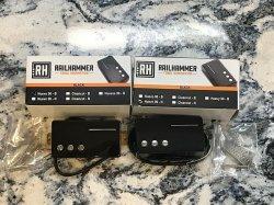 RAILHAMMER Nuevo 90 Humcutter Pickup SET Black