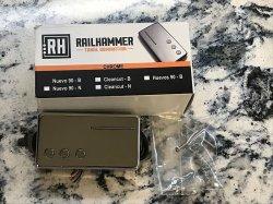 RAILHAMMER Nuevo 90 Bridge Chrome Humcutter Pickup