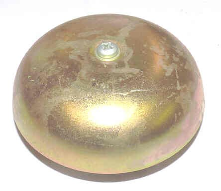 Gong 120 Vac 25 Watt Series Brass Plated Steel 4