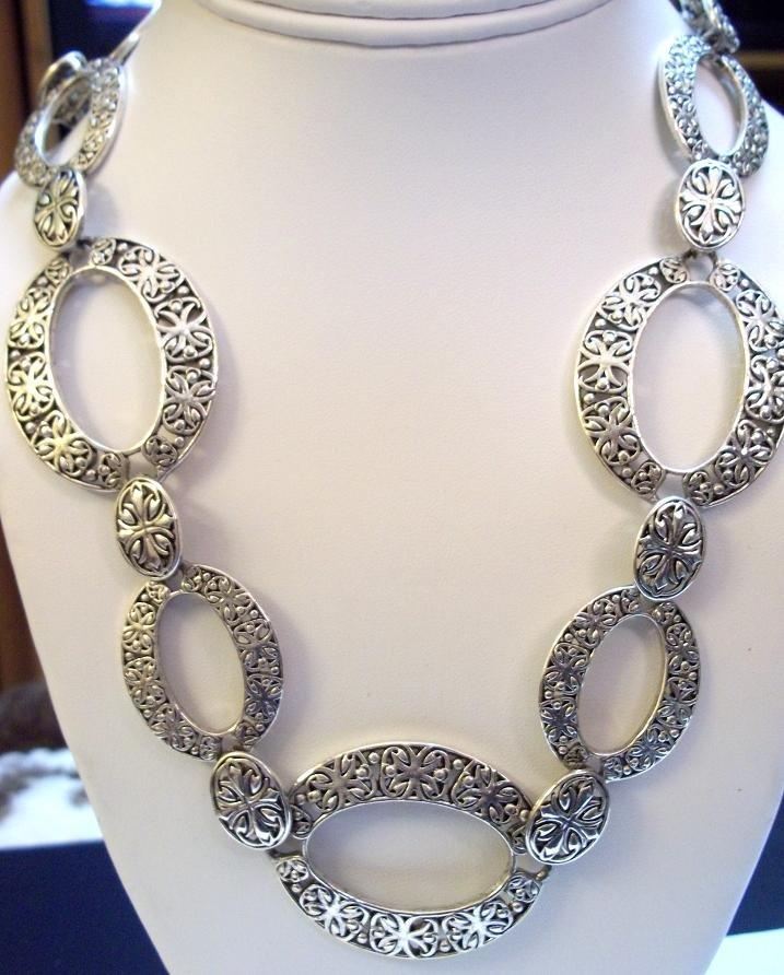 Distinctive retired premier designs necklace for Premier jewelry catalog 2011