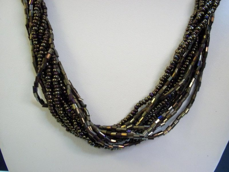 Chocolate kiss retired premier designs necklace for Premier jewelry catalog 2011