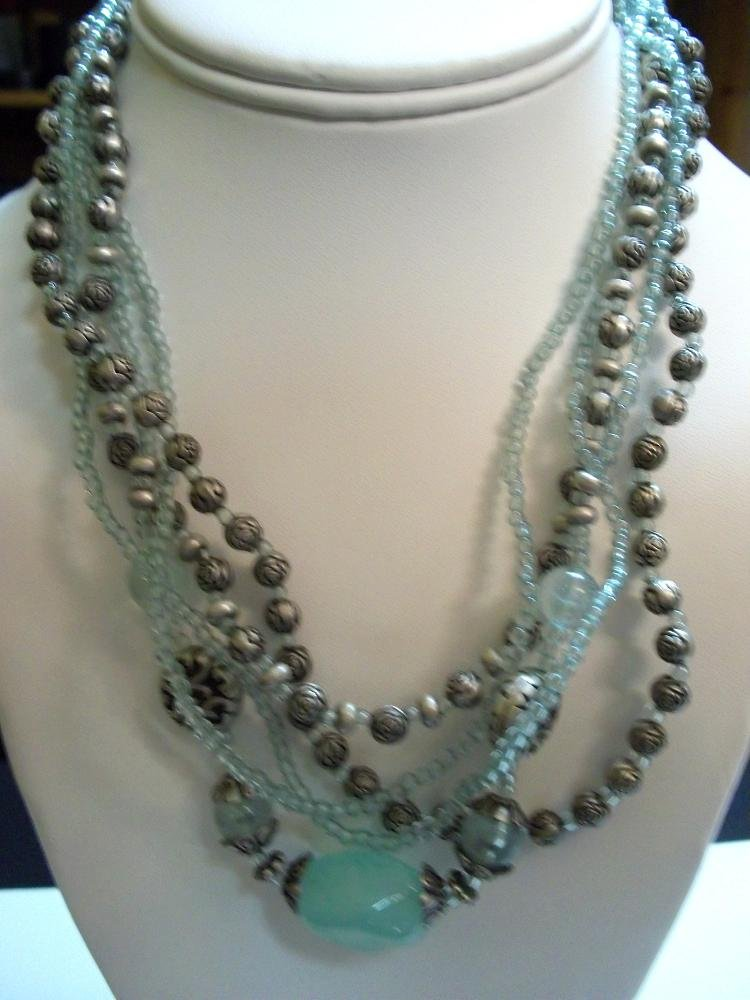 Coolwaters retired premier designs necklace for Premier jewelry catalog 2011