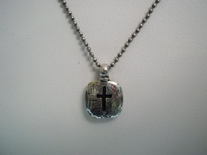 prestomart n1925 retired silpada sterling silver cross
