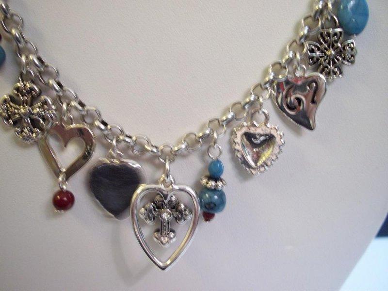 Heart 39 s desire retired premier designs necklace for Premier jewelry catalog 2011