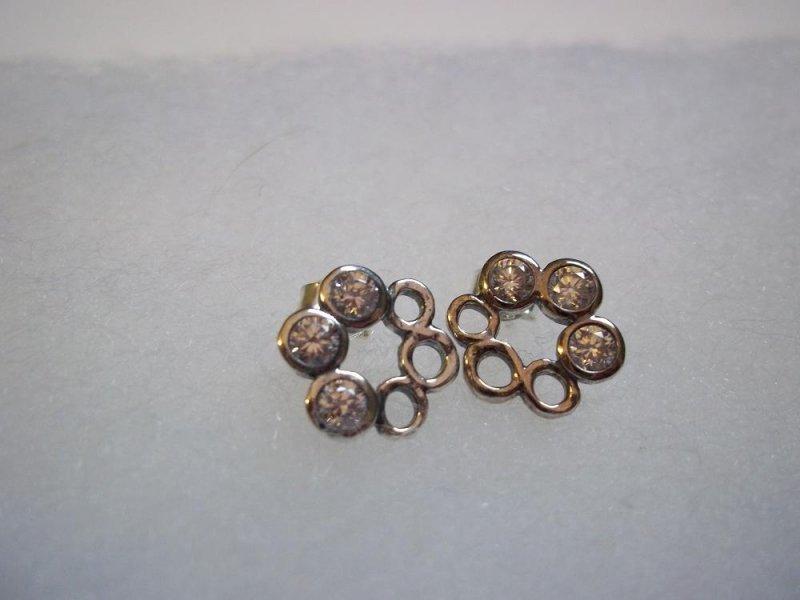 p2447 retired silpada le circlette earrings