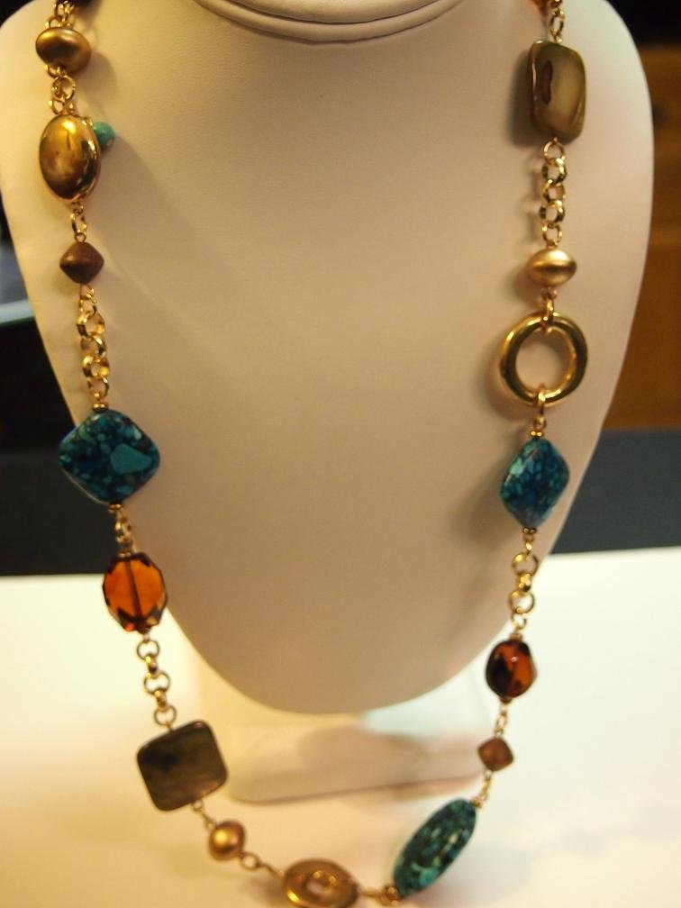 Canyon retired premier designs necklace for Premier jewelry catalog 2011
