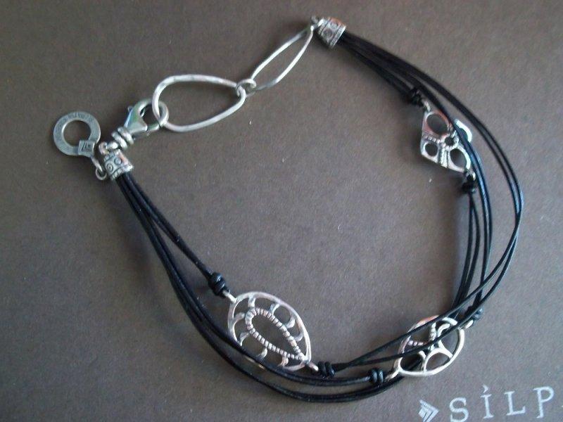 b2476 silpada charm bracelet