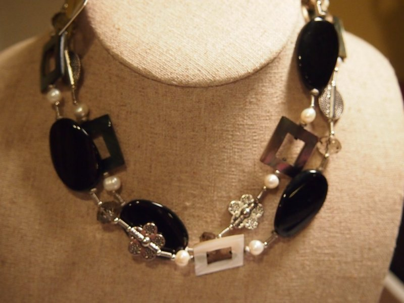 Modern Art Premier Designs Necklace