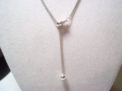Thumbnail of N2718 Silpada Sterling Silver COSMO COOL Necklace
