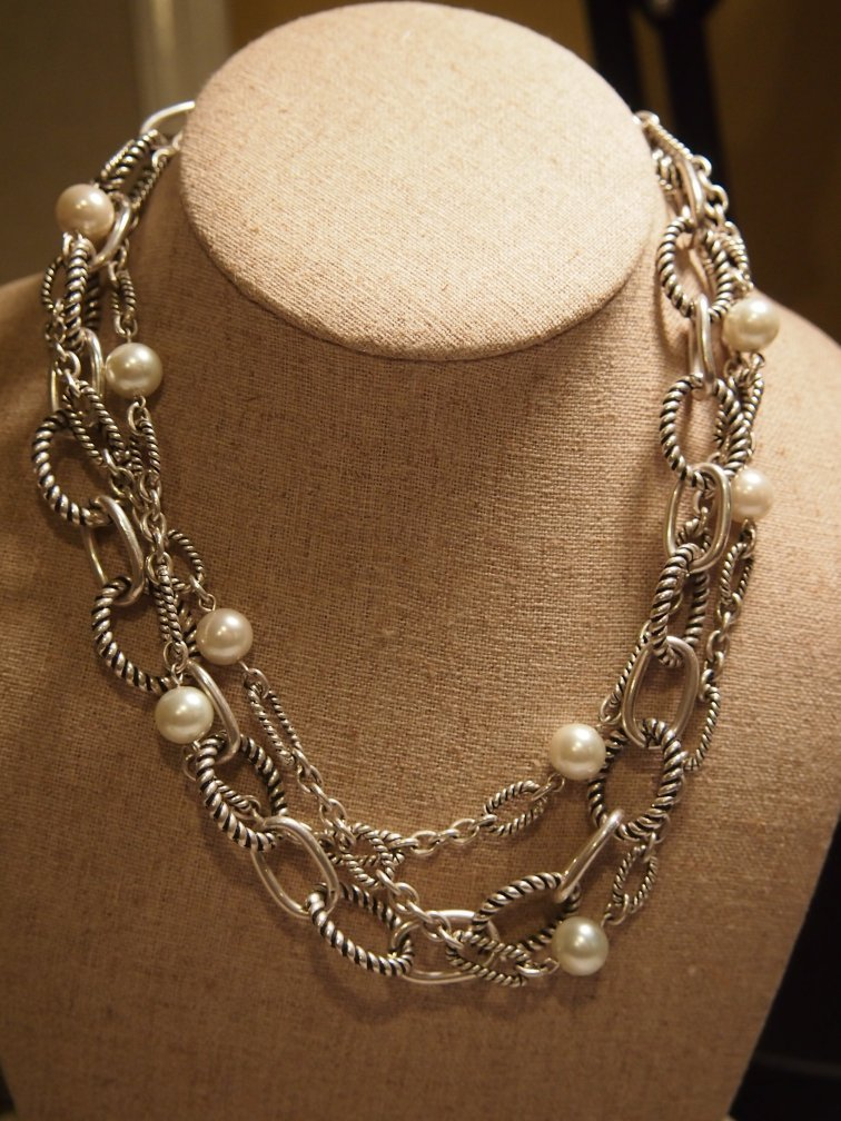 Bellissimo retired premier designs necklace for Premier jewelry catalog 2011
