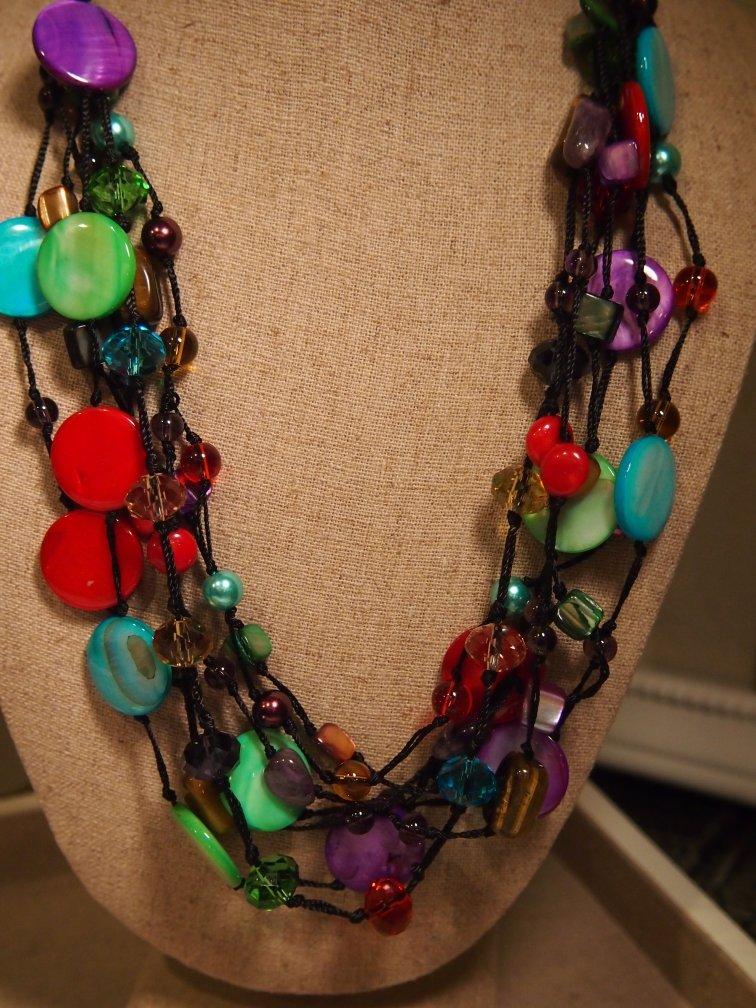 SPECTRUM Retired Premier Designs Necklace