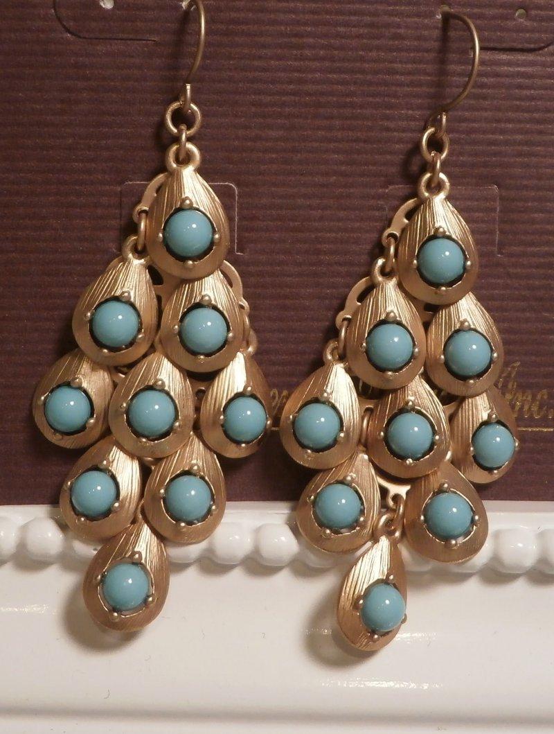 Frivolous retired premier designs earrings for Premier jewelry catalog 2011