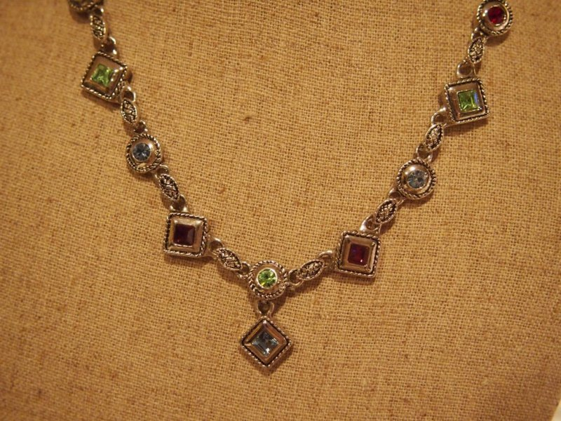 argyle retired premier designs necklace 2009 catalog