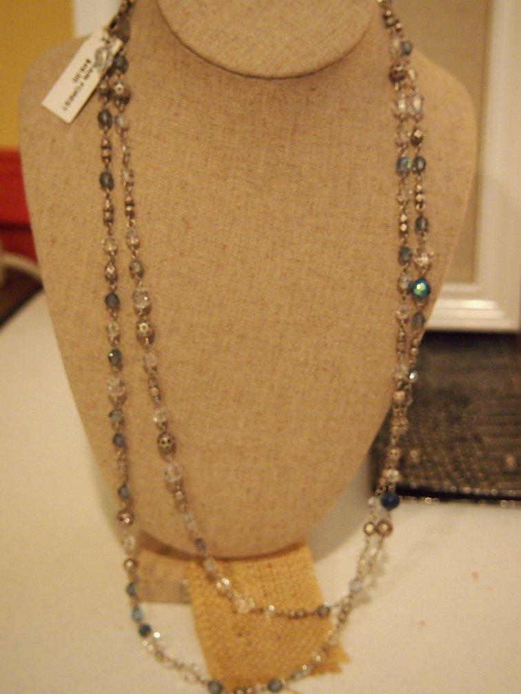 Rain forest retired premier designs necklace for Premier jewelry catalog 2011