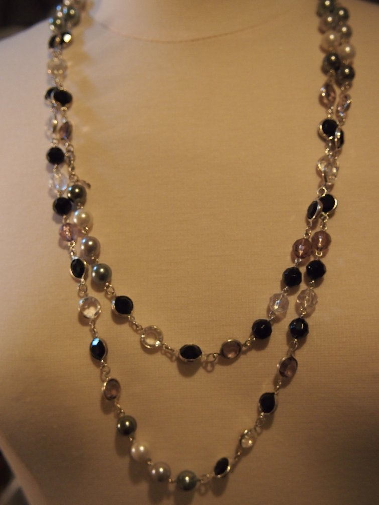 exclusive retired premier designs necklace