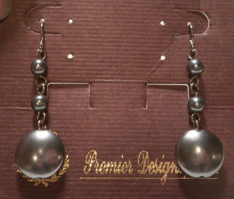 Marina Retired Premier Designs Earrings 2008 Catalog