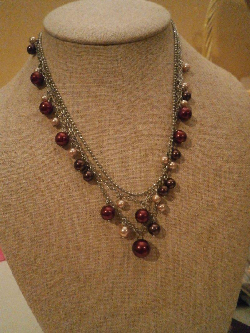 juliet retired premier designs necklace 2007 catalog